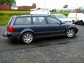 VW Passat Estate TDI spares or repair