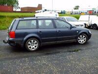 VW Passat Estate TDI spares or repair
