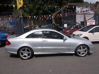 Mercedes-Benz CLK 3.0 CLK320 CDI Sport 7G-Tronic 2dr TREMENDOUS PERFORMANCE