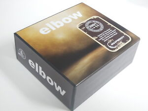 ELBOW-5-CD-Album-Promo-Box-2001-11-Numbered-Seldom-Seen-Kid-Asleep-In-The-Back
