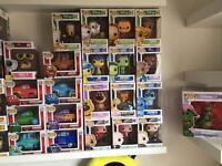 Funko pop! Figures harry potter Disney