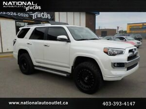 "2017 Toyota 4Runner Limited New 3"" Lift and Wheels"
