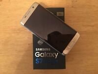 Brand New Samsung S7 Edge UNLOCKED 32GB Gold 2 Year Samsung Warranty