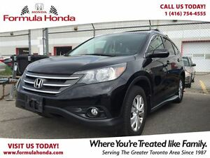 2013 Honda CR-V EX | SUNROOF | BLUETOOTH - FORMULA HONDA