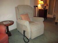 Dual Motor Riser Recliner Chair (HSL)