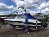 Four Winns Speedboat