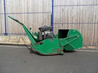 "Ransomes Mastiff 30"" cylinder mower, cricket or outfield mower"