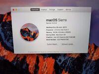 Macbook Pro 15 2017, i7 2.9 GHz, 16GB RAM, Radeon Pro 560, Apple Care up to 2020