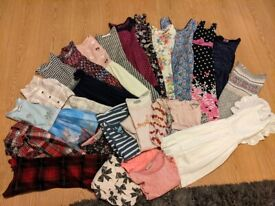 Excellent girl's clothes bundle aged 6 years