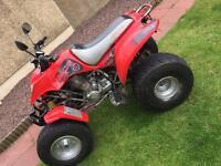 Road legal quad 250 cc