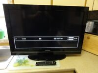 "TOSHIBA 32BV501B 32"" WIDESCREEN HD READY LCD TELEVISION WITH FREEVIEW"