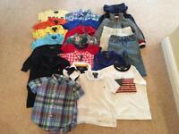 Polo Ralph Lauren boys clothes bundle