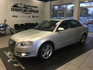 2007 Audi A4 Loaded Leather Sunroof