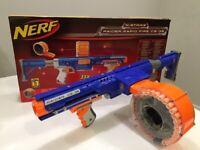 Nerf N-Strike Raider Rapid Fire CS-35 Blaster