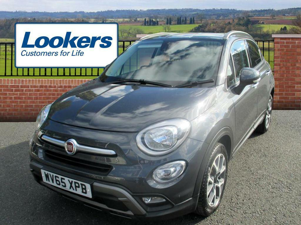 Fiat 500X MULTIJET CROSS (grey) 2015-09-30
