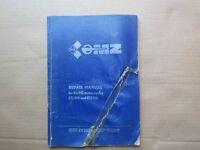 MZ Repair Manual for ETZ 125/150 Models.