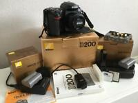 Nikon D200 DSLR bundle