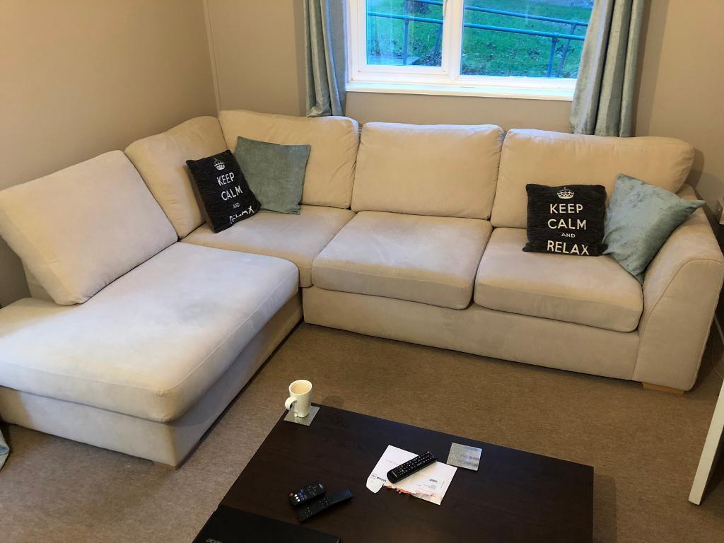 buy popular a608a 31efb DFS tiki corner sofa 9months old | in Norwich, Norfolk | Gumtree