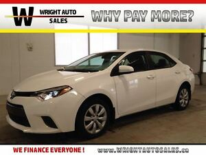 2015 Toyota Corolla LE| BLUETOOTH| HEATED SEATS| BACKUP CAM| 67,