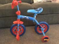 Thomas the tank engine balance bike