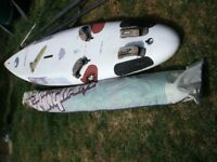 sailboard windsurfing masts sails etc
