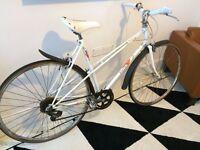Raleigh vintage retro ladies dutch style town racer bike