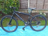 """Carrera Subway Hybrid Bicycle 26"""" Wheels - Great Condition"""