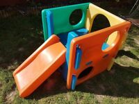 Little Tikes Play Cube with slide