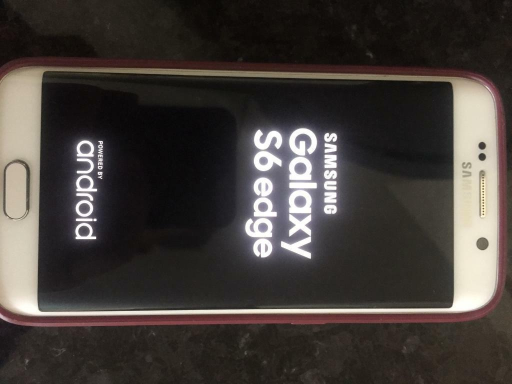 Samsung Galaxy S6 Edgein Broughty Ferry, DundeeGumtree - Samsung Galaxy S6 Edge in A1 ConditionOnly 6 months old still under warranty from any Samsung Dealer for another 6 Months .Comes with Charger .Purchased new Samsung Galaxy S8 Hence sale . £170ovno