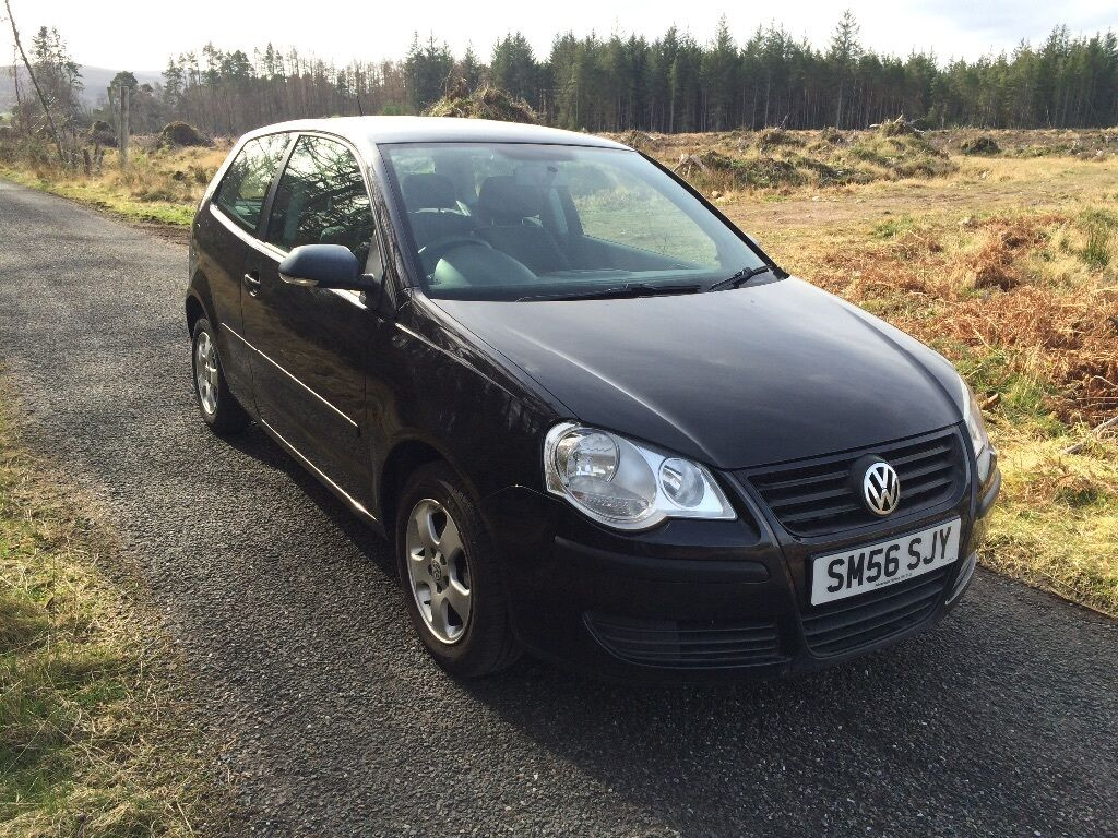 2007 volkswagen polo 1 2 3 door in inverness highland gumtree. Black Bedroom Furniture Sets. Home Design Ideas