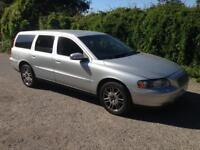 2008 Volvo v70 t5 estate service history long mot # MANUAL # 300bhp # bargain