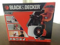 Black & Decker 400w Fine Spray System