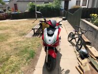 Neco Gpx 49cc scooter