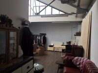 Awesome desk space for 1 or 2 in creative warehouse studio just off Broadway Market