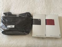 Brand new Bugaboo changing bag with 2 fleece covers