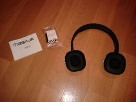Wireless Headphones by Meeaja. Model NB-9. Brand new in box.