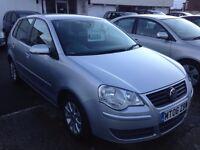 2006 VW Polo 1.2 5 doors SE