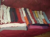 20 pairs of girls tights 4-5 years