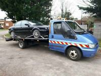 Ford transit recovery truck - new engine - MOT Nov 18