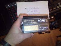 600W Silverstone Strider SST-SX600-G SFX Modular 80PLUS Gold Semi Fanless PSU
