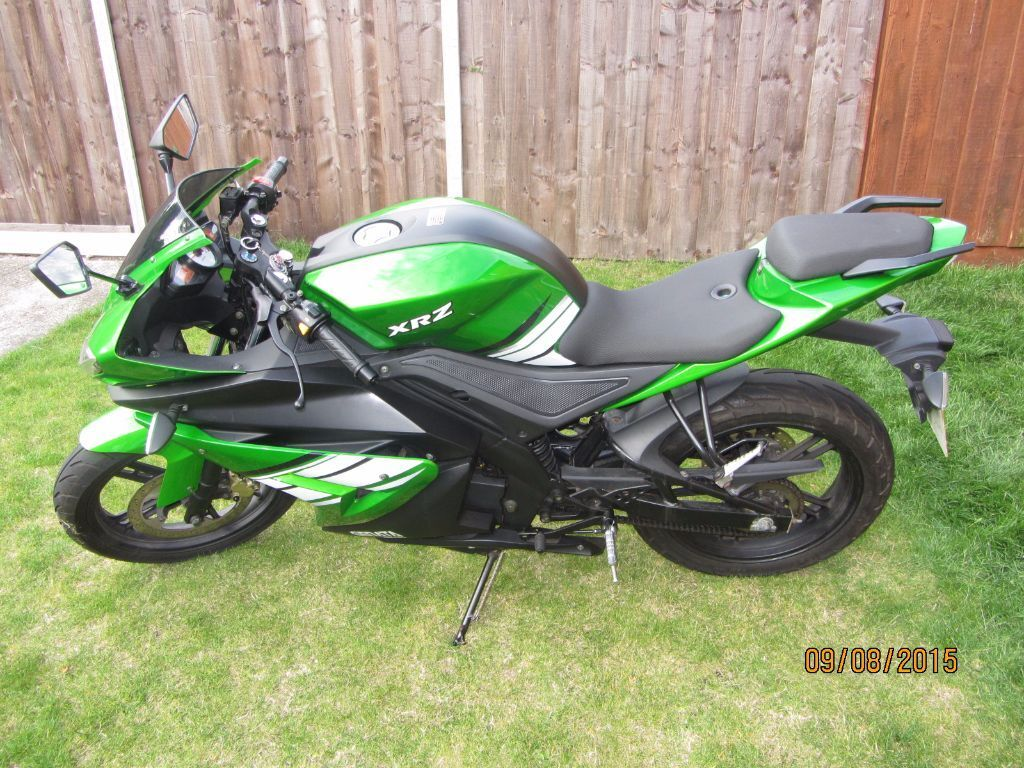 genata 125cc xrs in leicester leicestershire gumtree