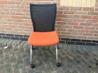 Comforto. Office chair springy back for extra comfort can deliver if local call 07812980350