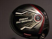 Callaway Big Bertha Driver (9 degree / regular shaft) - £150