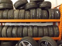 **FITTED** 145 155 165 175 185 195 205 215 225 45 55 65 75 85 95 13 14 15 16 17 18 part worn tyres