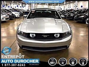 2011 Ford Mustang GT TOUT ÉQUIPÉ CONVERTIBLE CUIR JANTES