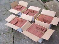 Fireplace bricks