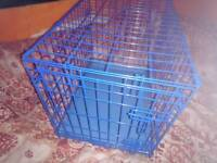 Reduced brand new dog cage crate