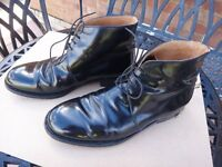 Mens Military George Boots with Spurs Size 11