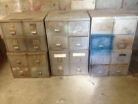 4Drawer Metal cabinets(6 available)