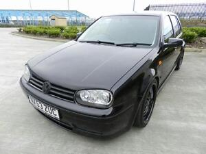 2003 VOLKSWAGEN GOLF 1.4 Match 5dr